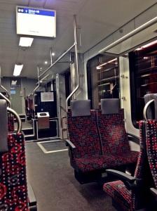 Deluxe train